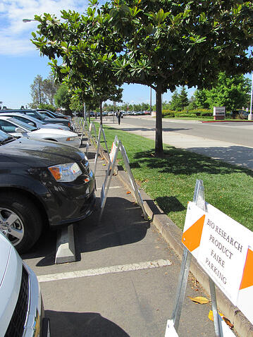 Parking Validation