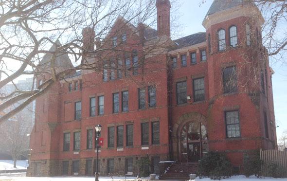 Rutgers University, photo courtesy of Bonked116 and Wikipedia
