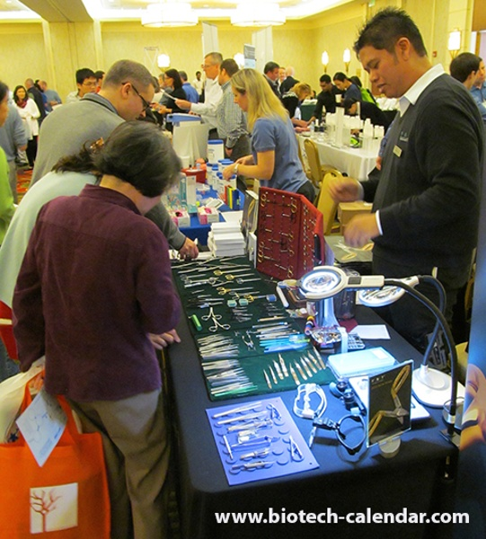 Fine Science Tools at Texas Medical Center BioResearch Product Faire™ Event