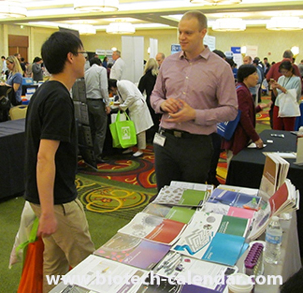 Science Current Events at Texas Medical Center BioResearch Product Faire™ Event