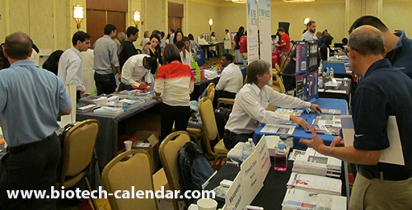 Vendor Central at Texas Medical Center BioResearch Product Faire™ Event
