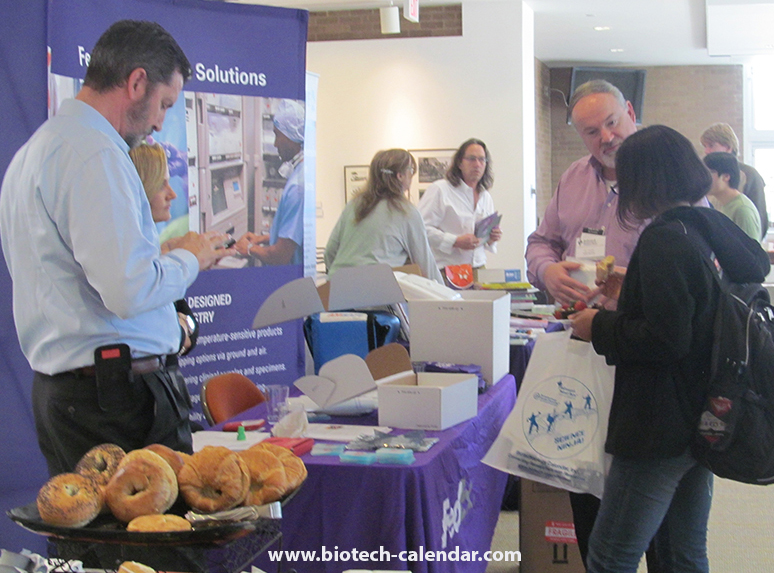 Event Marketing at University of Texas at Austin BioResearch Product Faire™ Event