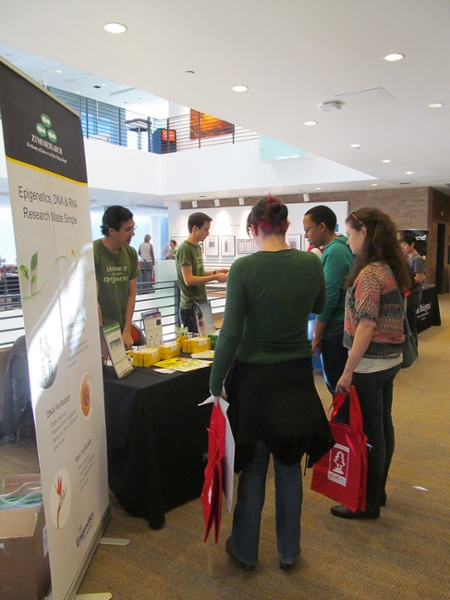 Science Tools at University of Texas at Austin BioResearch Product Faire™ Event