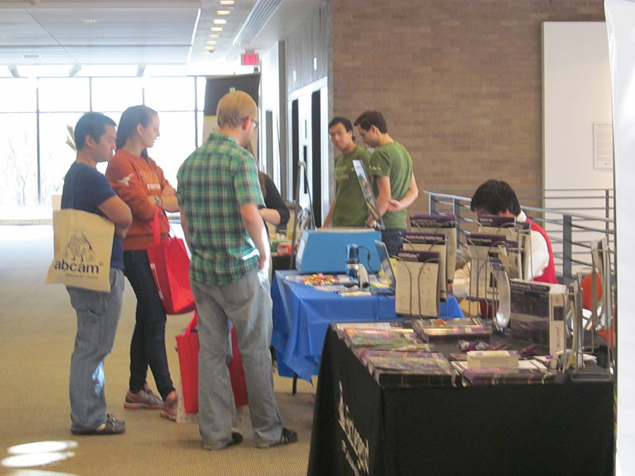 Lab Equipment at the University of Texas at Austin BioResearch Product Faire™ Event