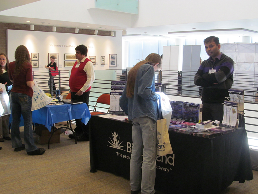 Science Current Events at University of Texas at Austin BioResearch Product Faire™ Event