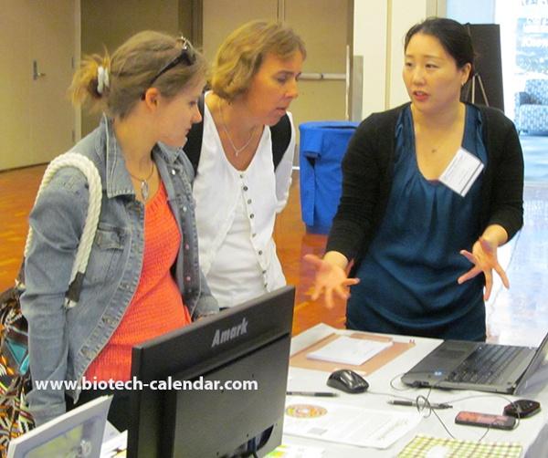 Scientist Gathers Lab Equipment Info at University of California, San Diego Biotechnology Vendor Showcase™ Event