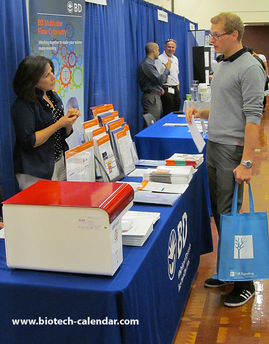 Current Events at the University of California, San Diego Biotechnology Vendor Showcase™ Event