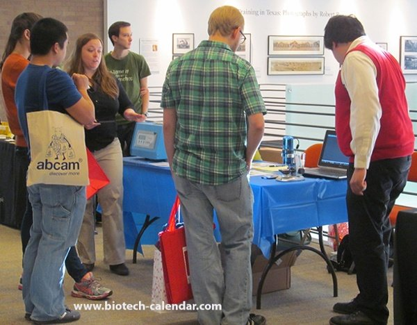 BCI Event at University of Texas at Austin BioResearch Product Faire™ Event