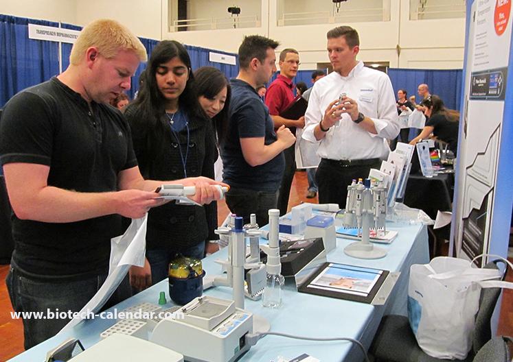 Lab Bench Possibilites at University of California, San Diego Biotechnology Vendor Showcase™ Event