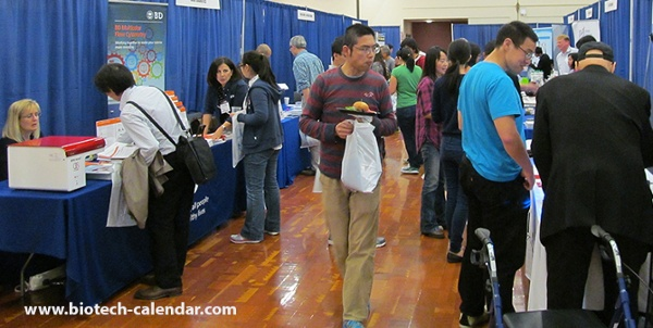 Vendor Central at the University of California, San Diego Biotechnology Vendor Showcase™ Event