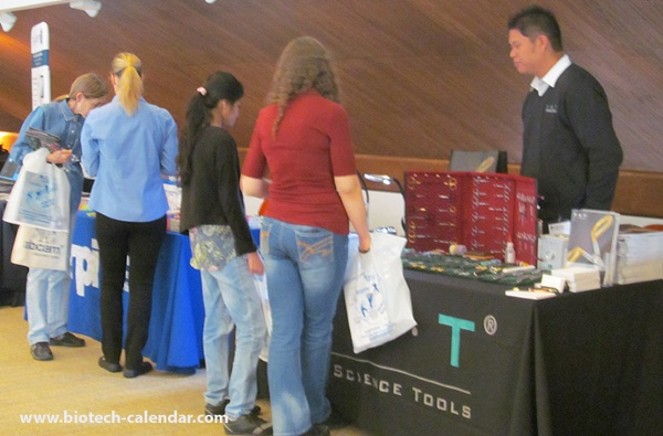 BCI Science Fair at University of Texas at Austin BioResearch Product Faire™ Event