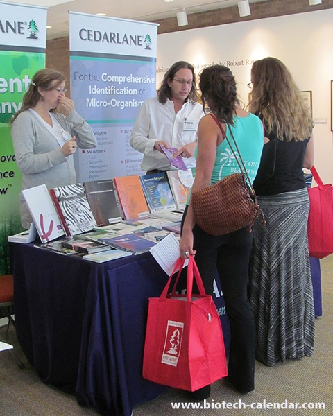 Scientific Process at University of Texas at Austin BioResearch Product Faire™ Event