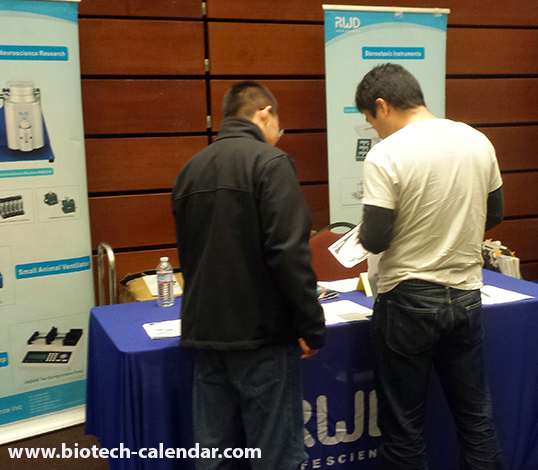 Trade Shows at the University of California, San Francisco Biotechnology Vendor Showcase™ Event