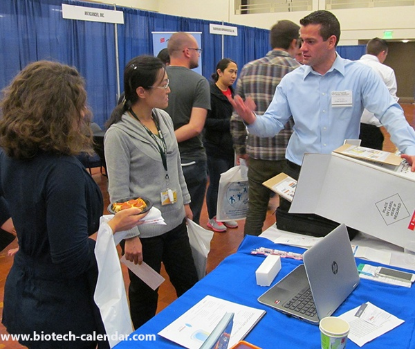 Lab Science Questions at University of California, San Diego Biotechnology Vendor Showcase™ Event