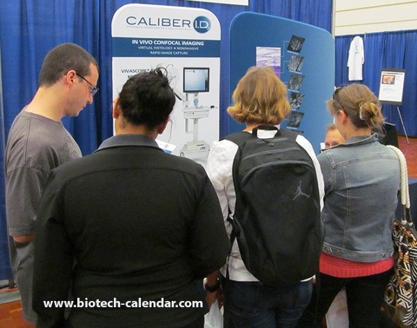 Cancer Research Advanced with Caliber ID at University of California, San Diego Biotechnology Vendor Showcase™ Event