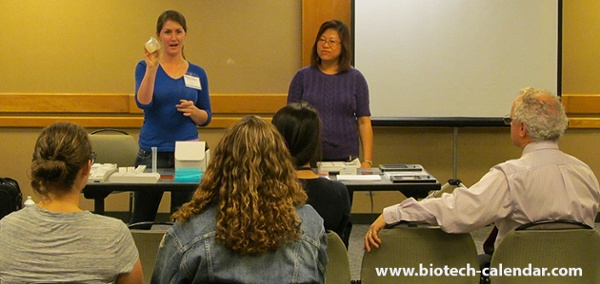 Science Seminar at the University of California, San Diego Biotechnology Vendor Showcase™ Event