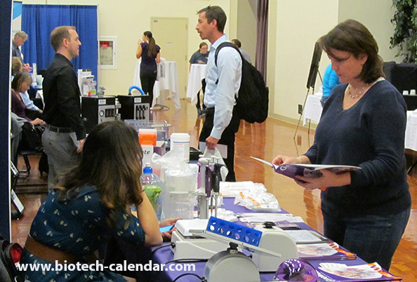 Purchase Order Being Gathered at the University of California, San Diego Biotechnology Vendor Showcase™ Event