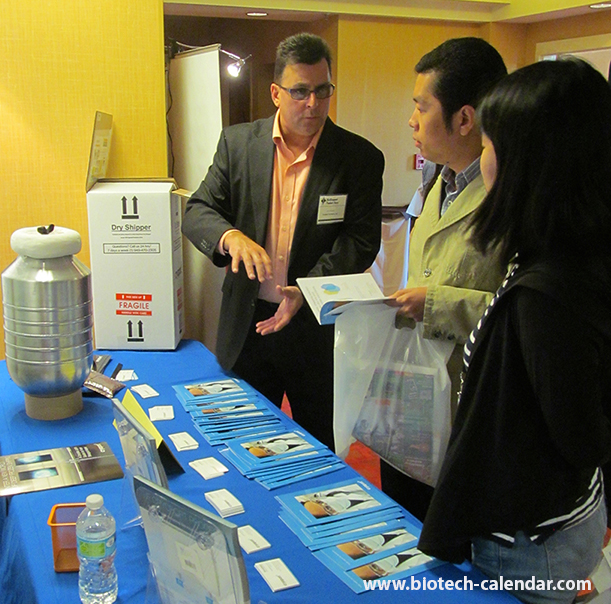 Science Tools at the University of California, Davis Medical Center BioResearch Product Faire™ event