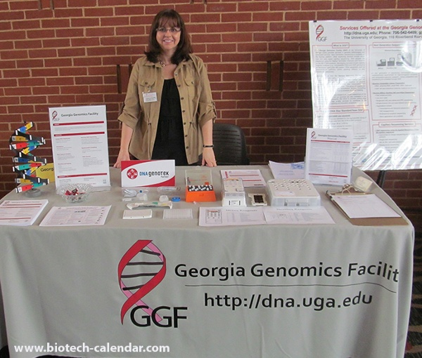 Georgia Genomics Facility at University of Georgia, Athens BioResearch Product Faire™ Event
