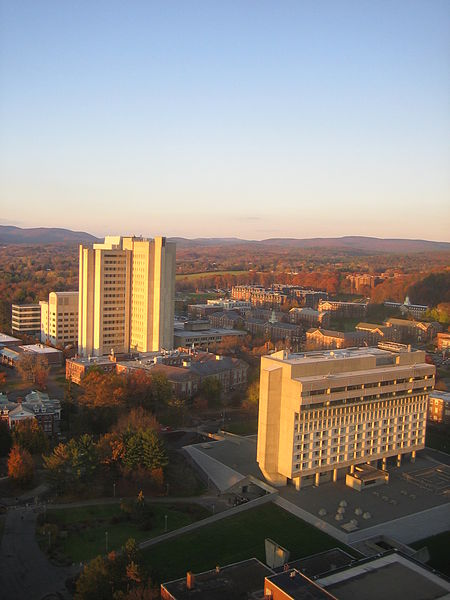 University of Massachusetts, Amherst