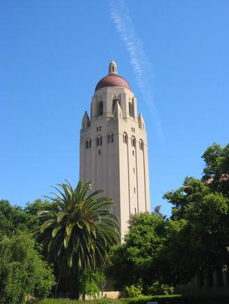 Marketing events at Stanford