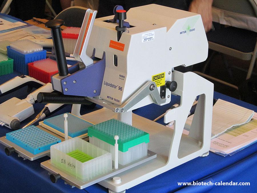Lab bench equipment UC Berkeley