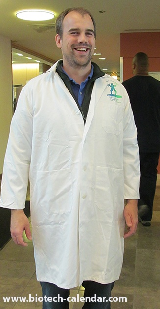 happy scientist