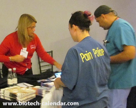 Life Science Amory Track and Field Center BioResearch Product Faire™ Event