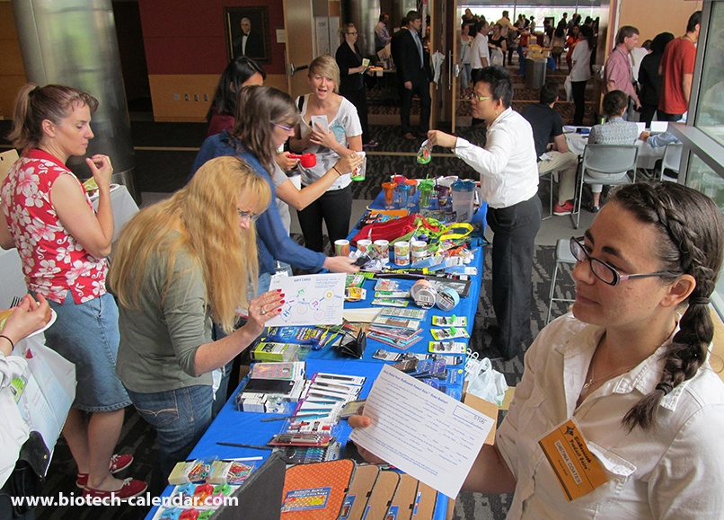 Happy Scientists Procure Science News at University of Colorado Anschutz Medical Campus BioResearch Product Faire™ Event