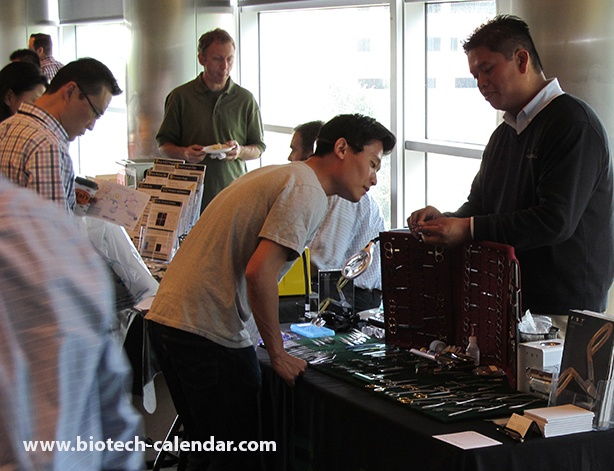 Fine Science Tools at University of Colorado Anschutz Medical Campus BioResearch Product Faire™ Event