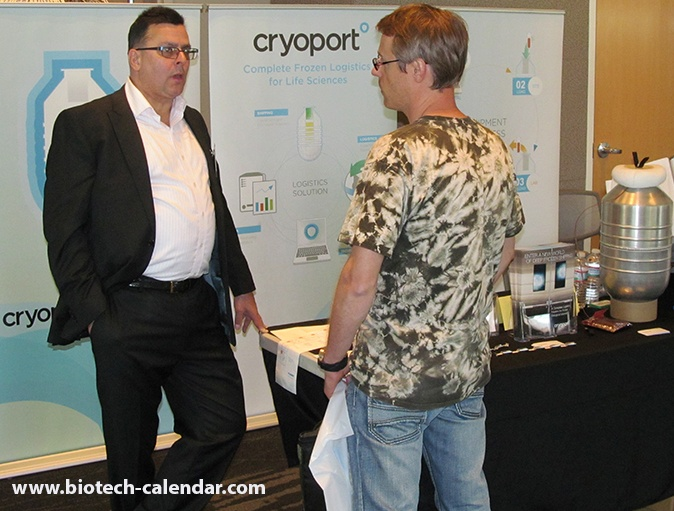 Cryoport Systems, Inc. Science News at University of Colorado Anschutz Medical Campus BioResearch Product Faire™ Event