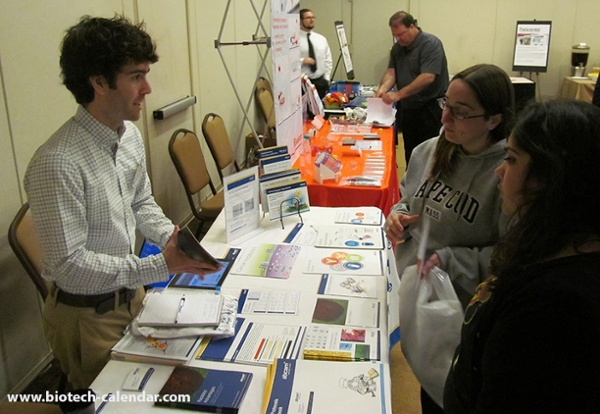 Lab Safety Science Fair Topic at Georgetown University BioResearch Product Faire™ Event