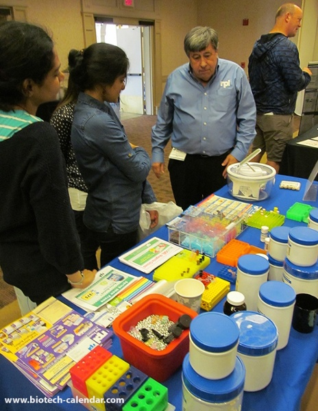 Market Research in Action at Georgetown University BioResearch Product Faire™ Event