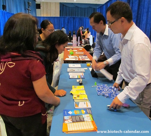 Marketing Material University of California, Los Angeles Biotechnology Vendor Showcase™ Event