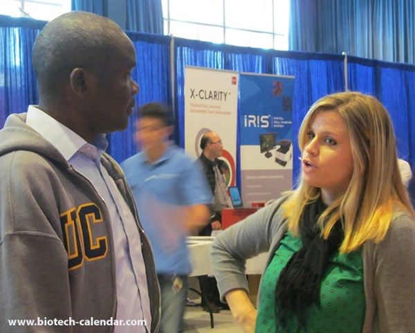 Scientific Knowledge University of California, Los Angeles Biotechnology Vendor Showcase™ Event