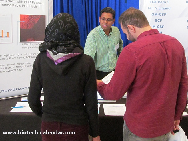 Lab Equipment University of California, Los Angeles Biotechnology Vendor Showcase™ Event