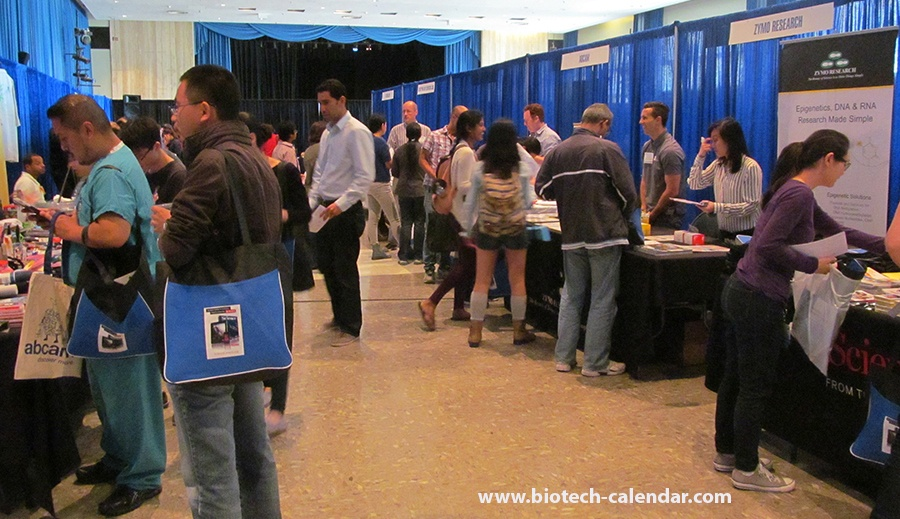 Vendor Central at University of California, Los Angeles Biotechnology Vendor Showcase™ Event