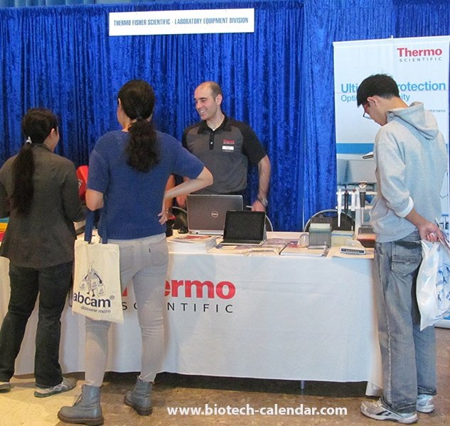 Thermo Fisher Scientific Lab Equipment Division Catches Science News at University of California, Los Angeles Biotechnology Vendor Showcase™ Event