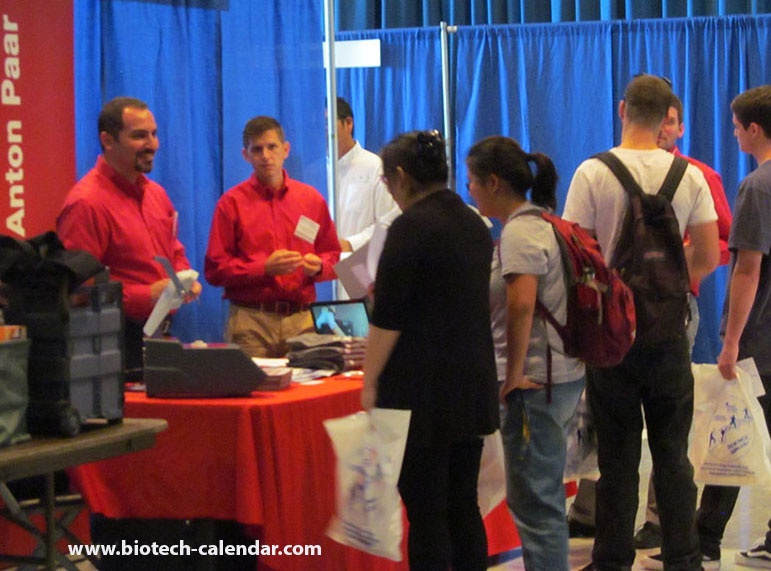 Anton Paar University of California Los Angeles Biotechnology Vendor Showcase™ Event