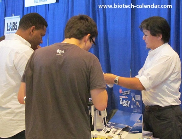 Science Lab Equipment University of California Los Angeles Biotechnology Vendor Showcase™ Event