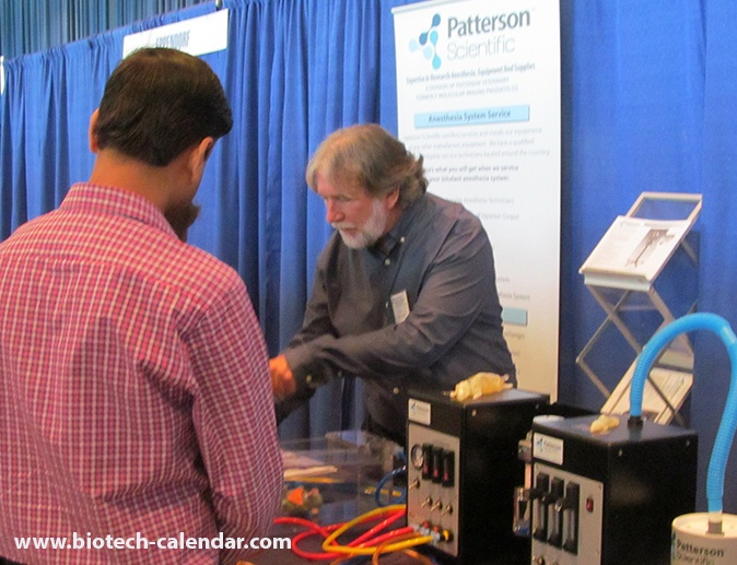 Patterson Scientific Tools University of California, Los Angeles Biotechnology Vendor Showcase™ Event