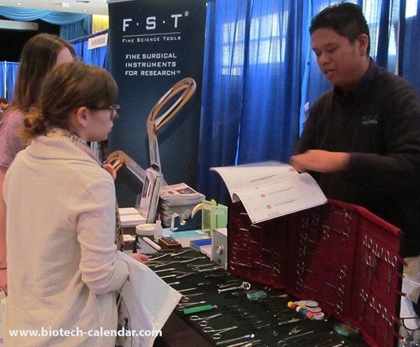 Fine Science Tools University of California, Los Angeles Biotechnology Vendor Showcase™ Event