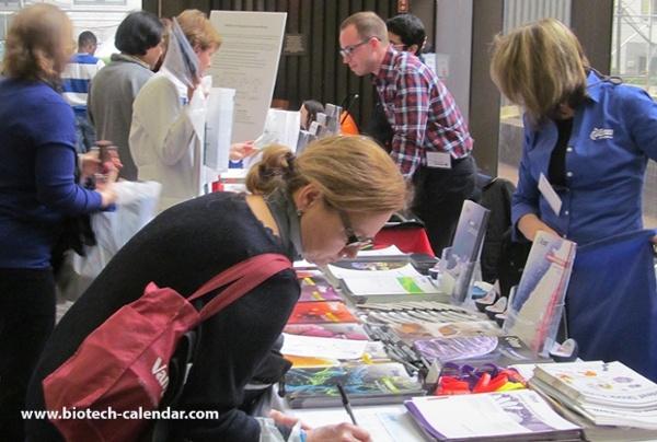 Vendor Central at Lab Equipment Mount Sinai, School of Medicine BioResearch Product Faire™ Event