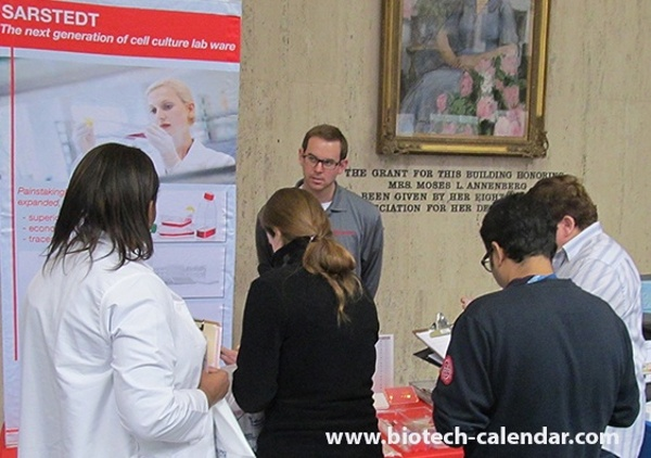 Sarstedt, Inc. Icahn School of Medicine Mount Sinai BioResearch Product Faire™ Event