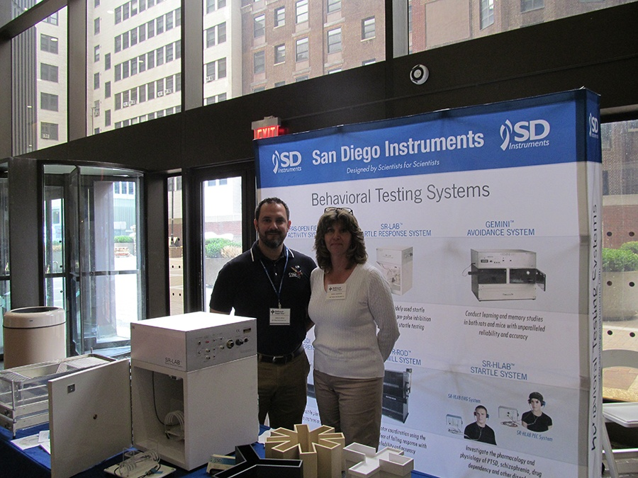 San Diego Instruments Icahn School of Medicine Mount Sinai BioResearch Product Faire™ Event