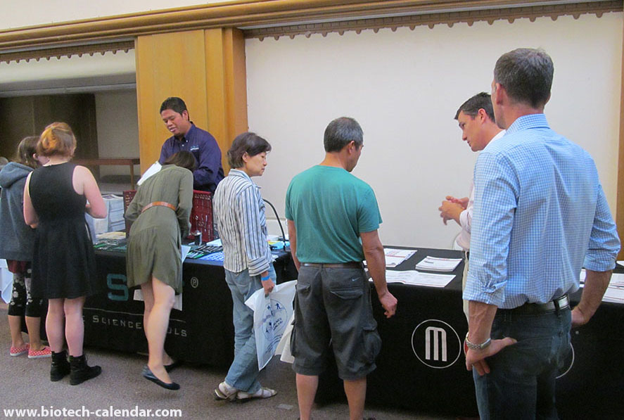 Five Star Oregon Health and Science University BioResearch Product Faire™ event