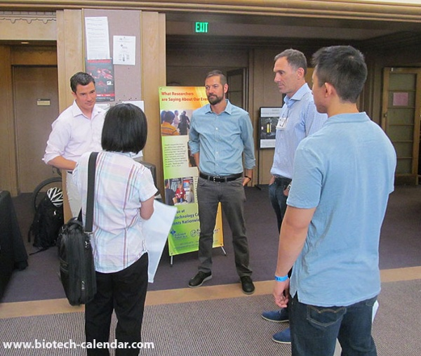 Current Events in Science Oregon Health and Science University BioResearch Product Faire™ event