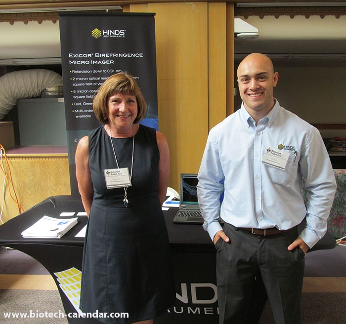 Market Research Oregon Health and Science University BioResearch Product Faire™ event