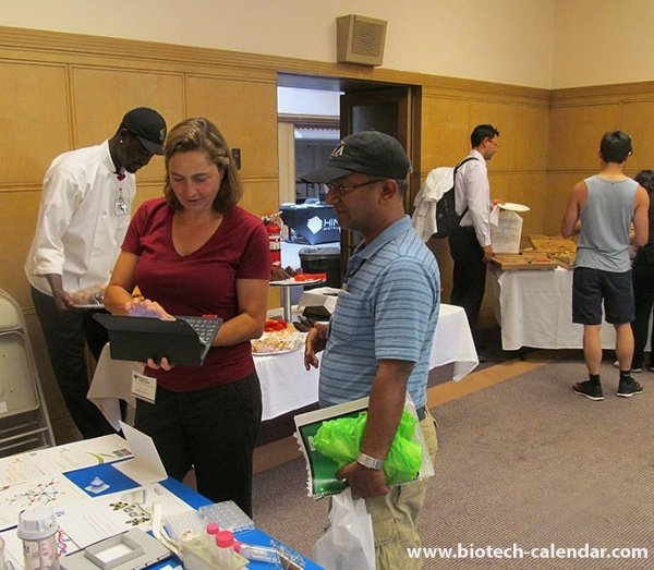 Scientist Purchase Order Oregon Health and Science University BioResearch Product Faire™ event