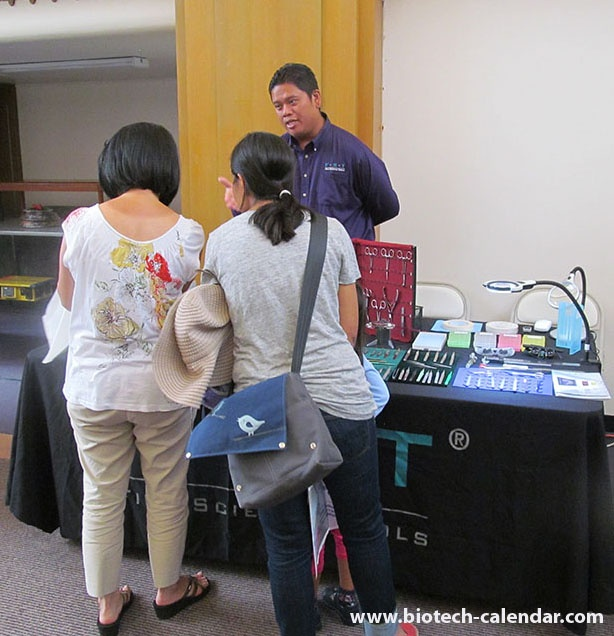 Science News Oregon Health and Science University BioResearch Product Faire™ event